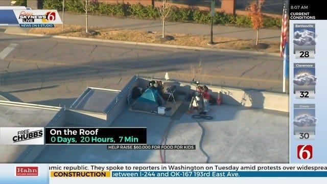 Osage SkyNews 6 HD Flies Over 'Free Chubbs'