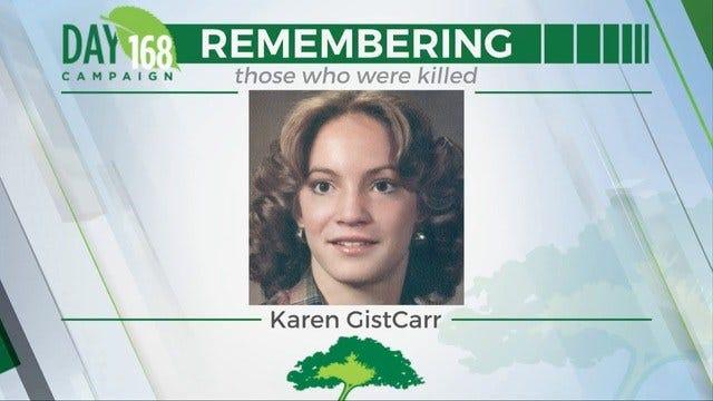 168 Days Campaign: Karen Gist Carr