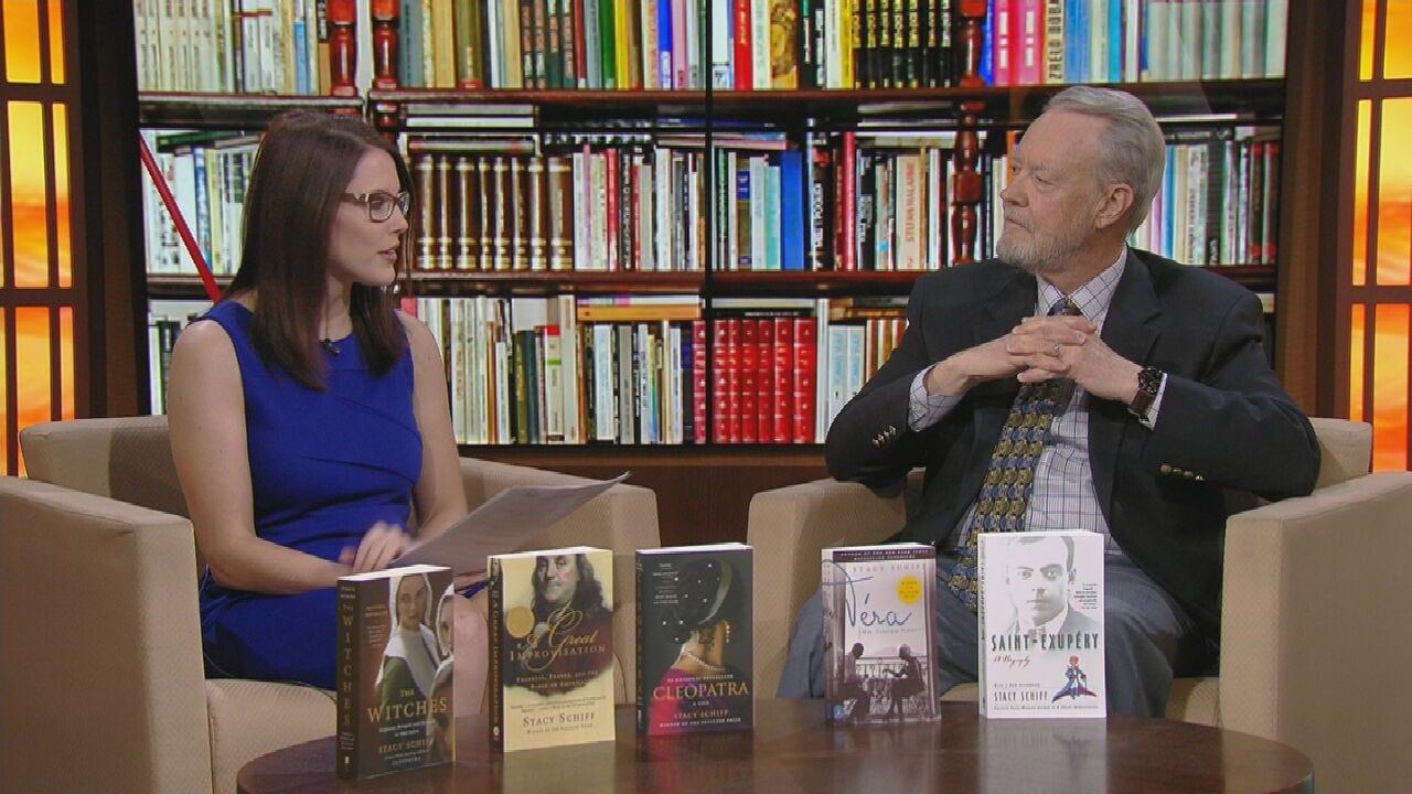TU McFarlin Library Selects Peggy V Helmerich Distinguished Author Award