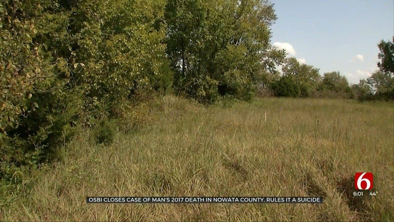 OSBI Closes Investigation Into Nowata County Death