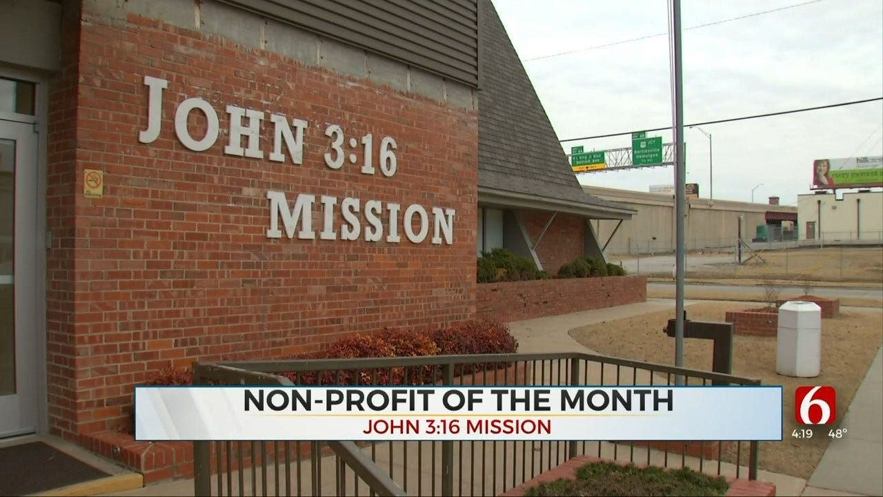 John 3:16 Mission Helps Homeless During Winter