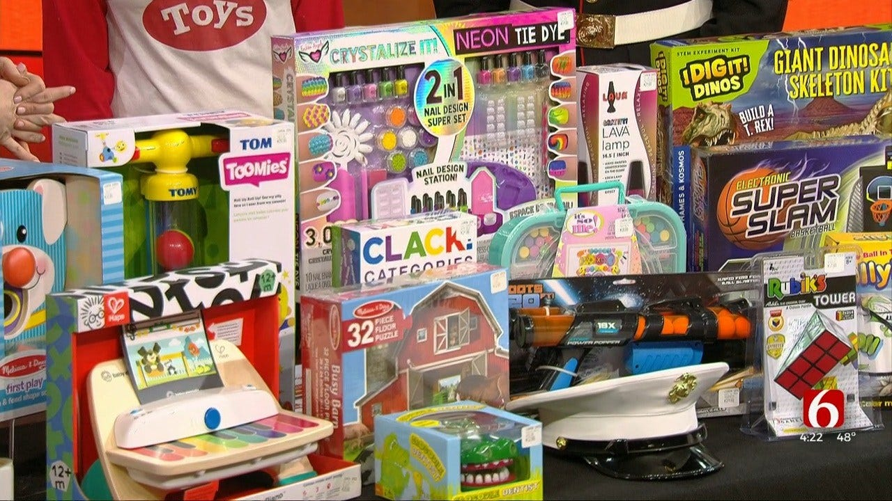 Learning Express Toys Holds 'Stuff the Trunk'