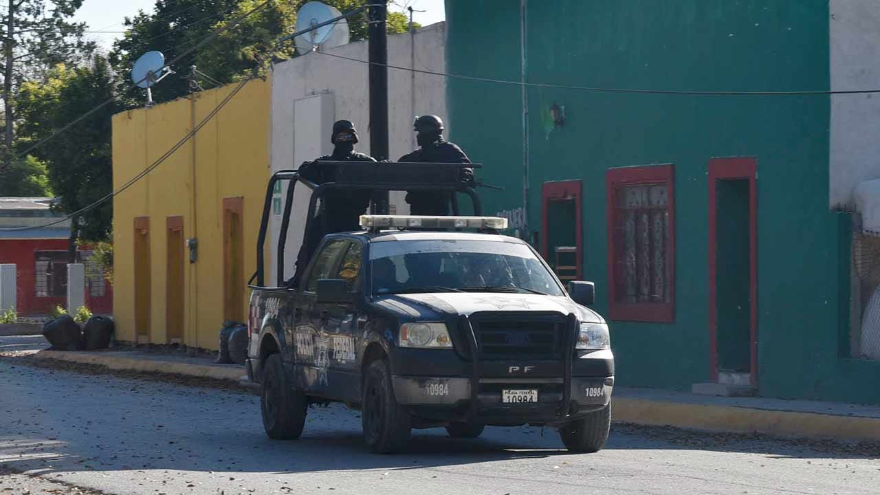 Death Toll In Mexican Border Region Battle Rises To 22