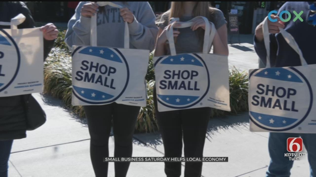 Small Business Saturday Helps To Make Big Local Impact