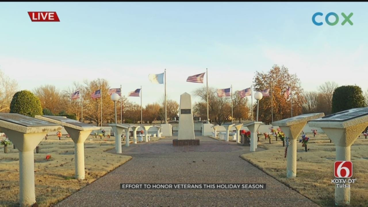 Wreaths Across America Seeks Support To Honor Veterans In Broken Arrow