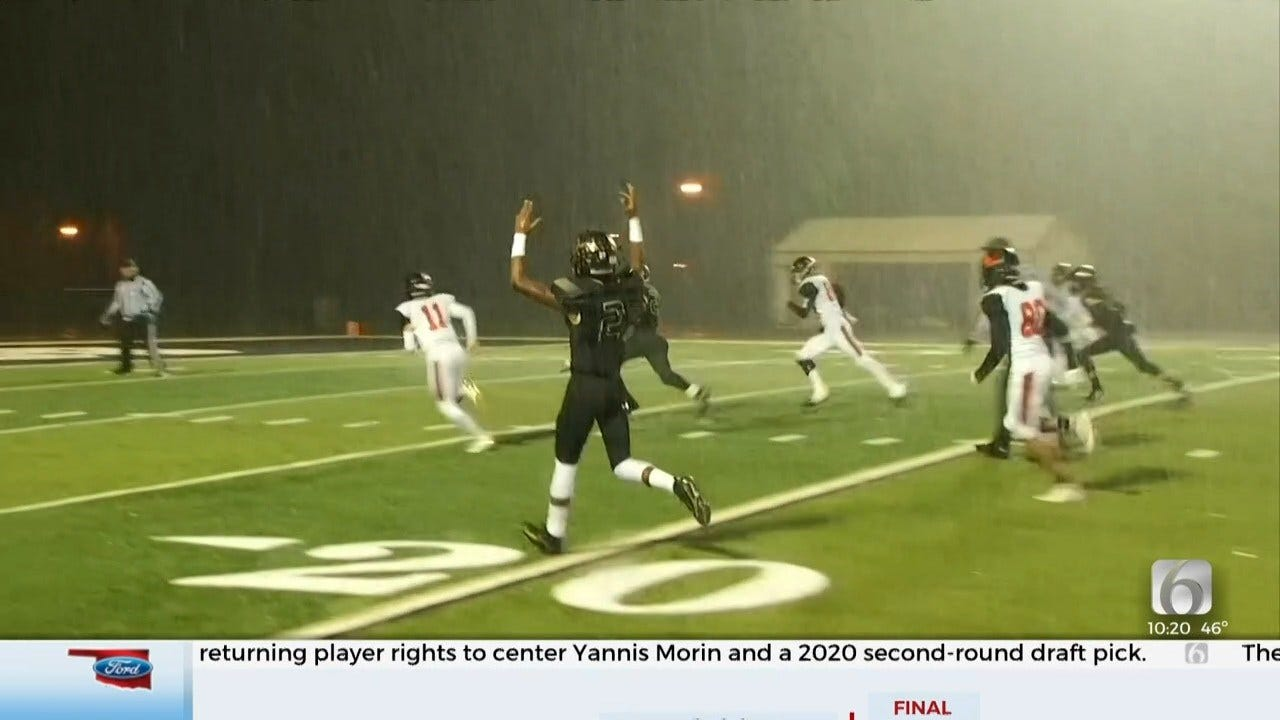 Beggs Advances In Playoffs After Big Win Over Lindsay