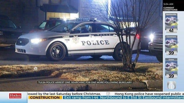 Tulsa Police: 2 Teens Arrested, Accused Of Burglary, Car Theft