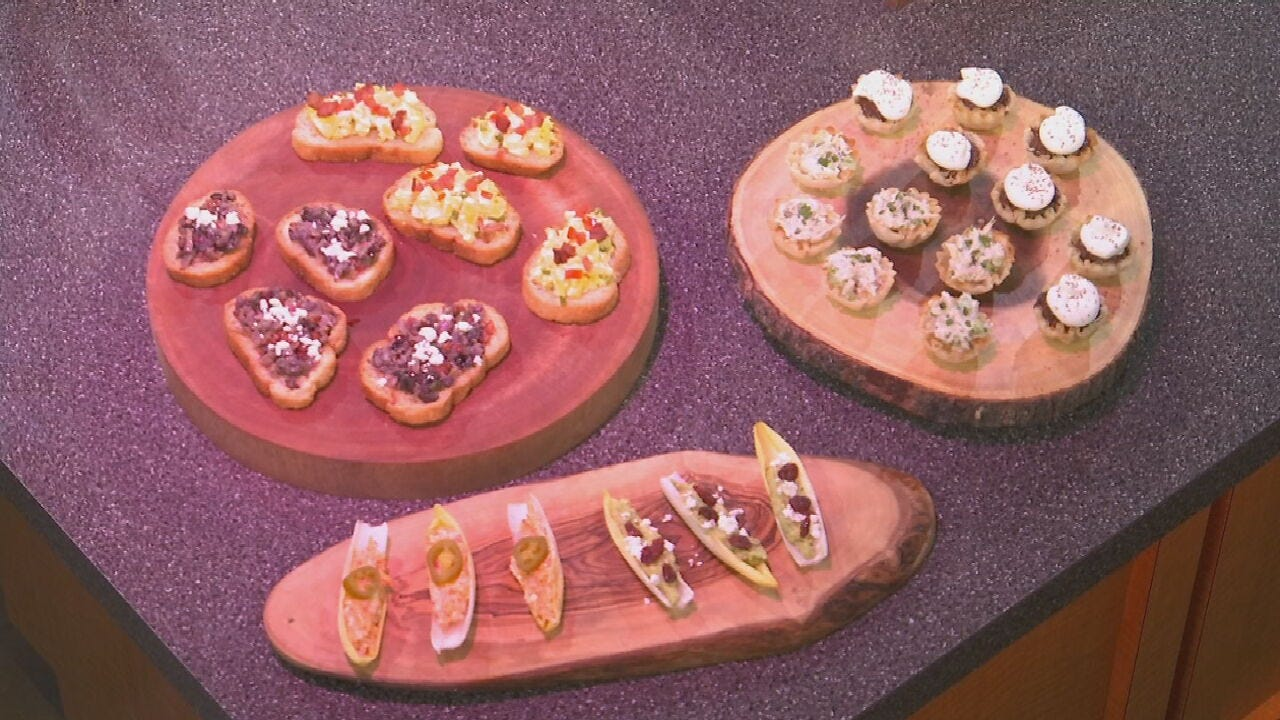 Thanksgiving Appetizers With Shannon Smith Of Beads And Basil