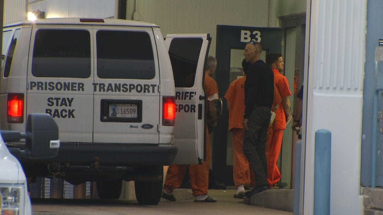 Ottawa County Inmates Moved To Rogers County Jail
