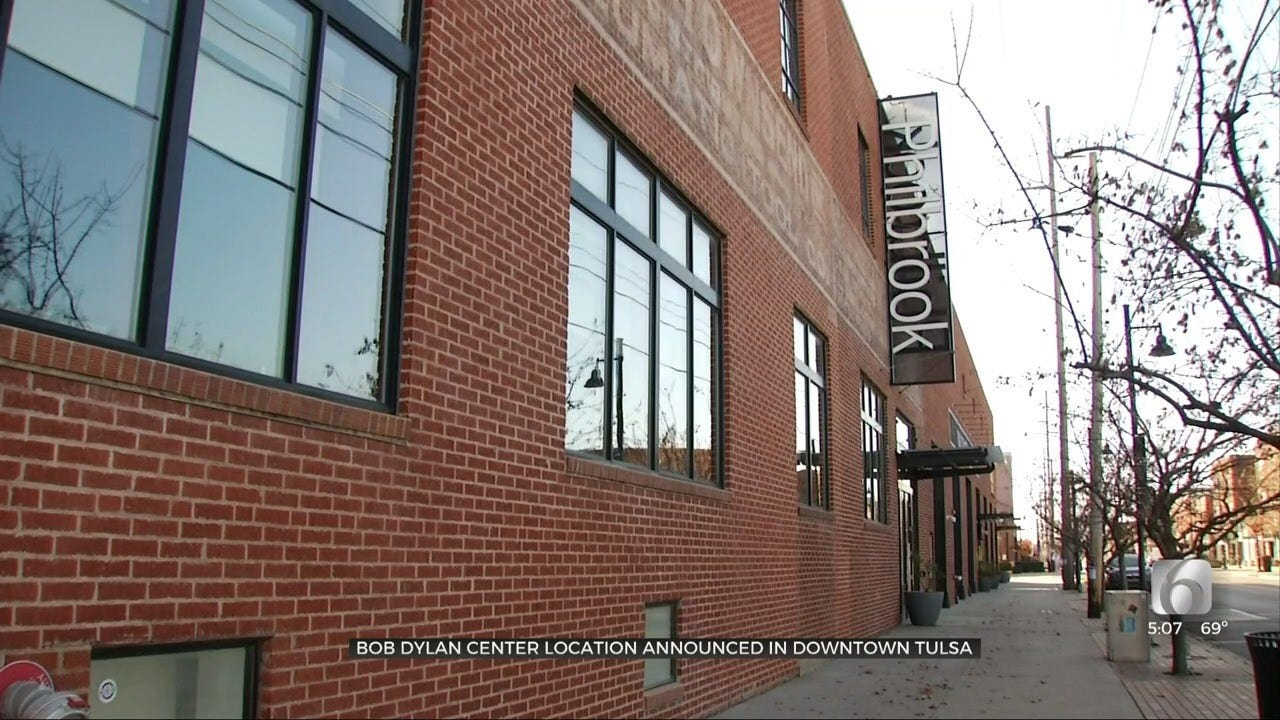 Bob Dylan Center Location Announced In Downtown Tulsa