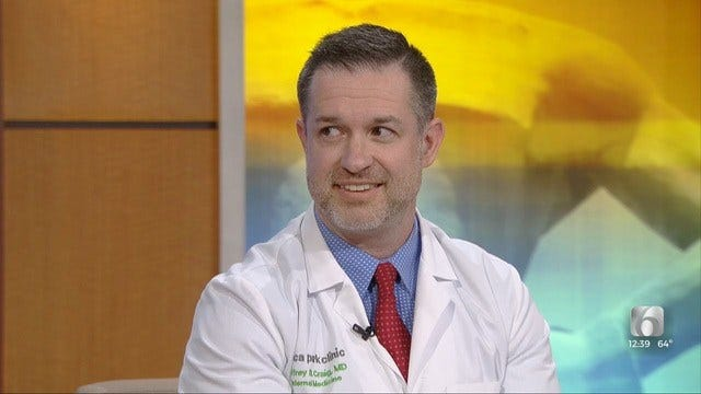 Tulsa Doctor Gives Tips For Men's Health Screenings
