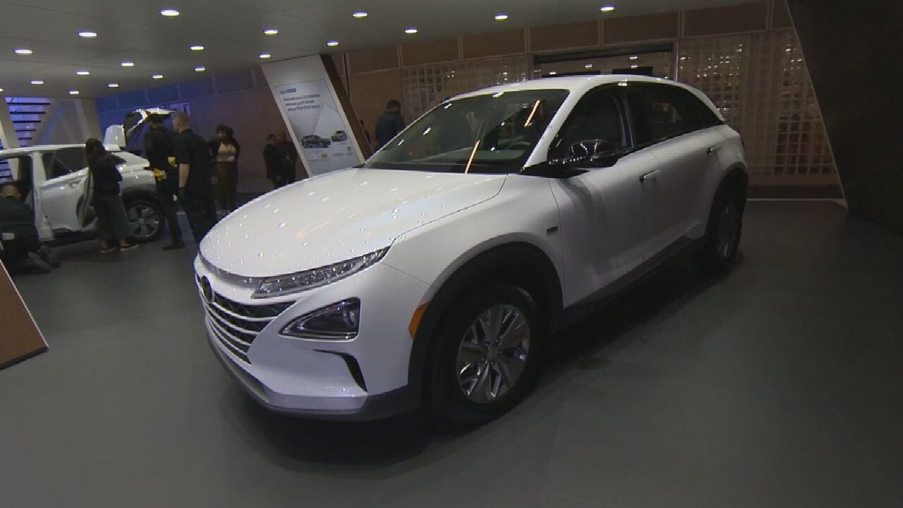 Automakers Release Hydrogen-Powered Car Models