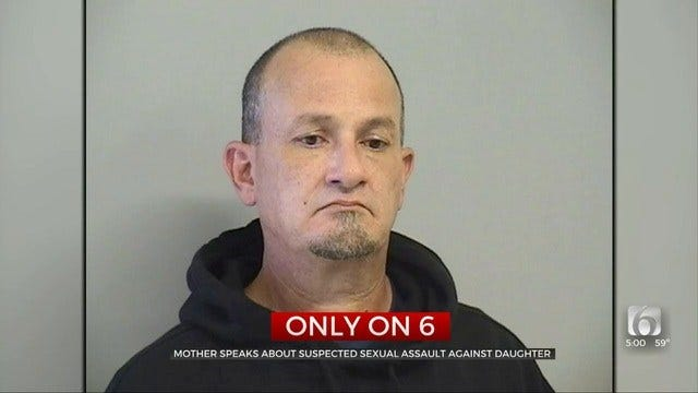 Mother Speaks Out After Tulsa Man Charged With Child Sexual Abuse