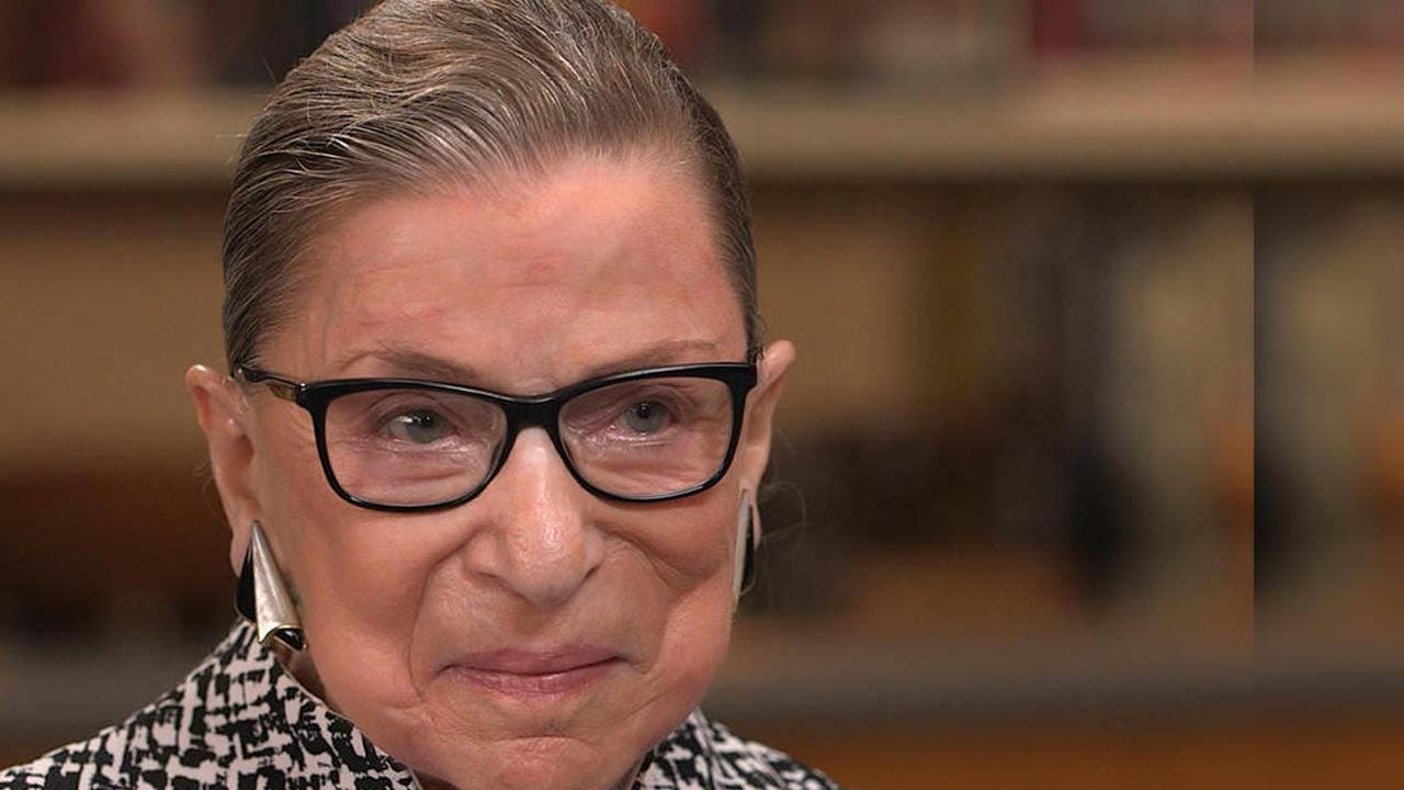 Ruth Bader Ginsburg 'Home And Doing Well' After Hospitalization For Chills & Fever