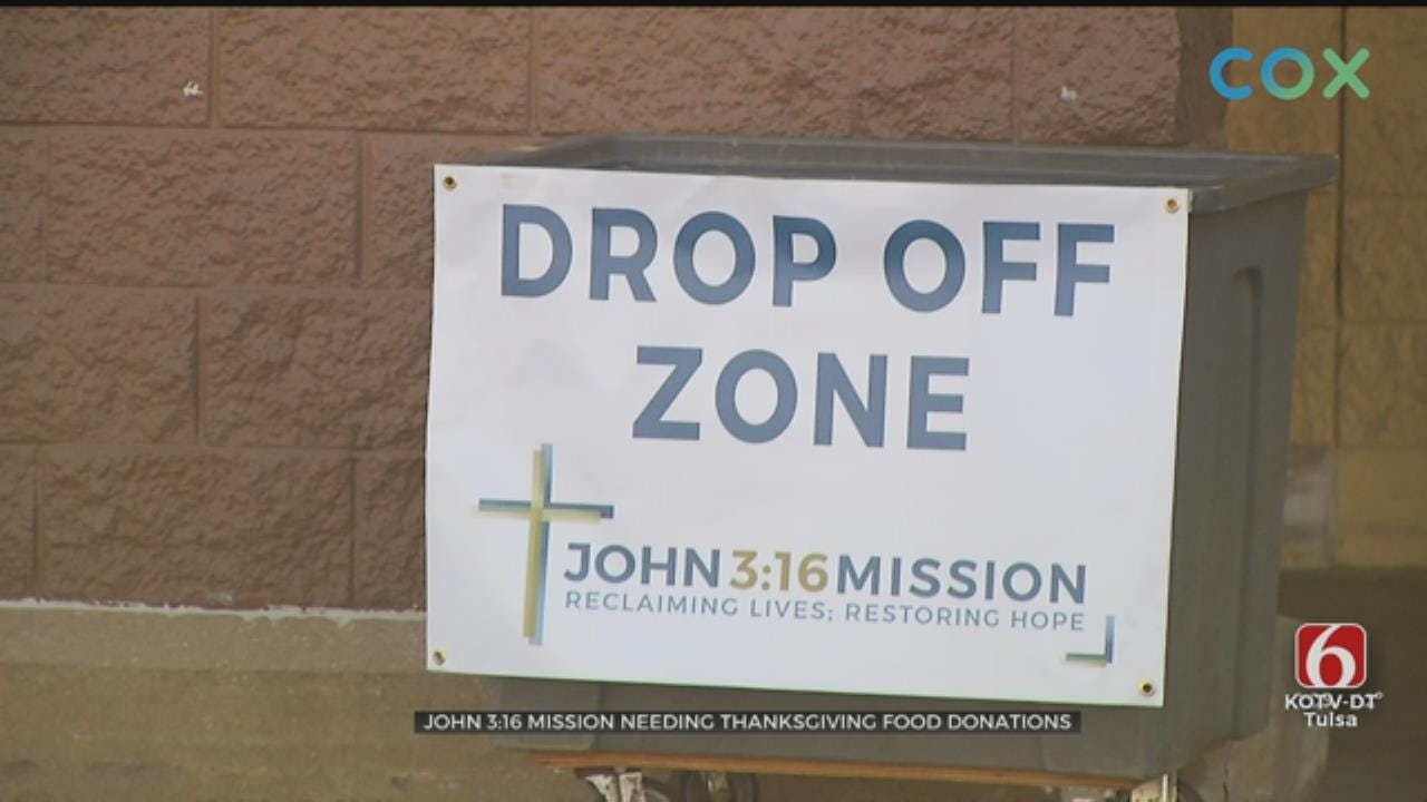 John 3:16 Mission Drop Off Locations For Holiday Food Drive