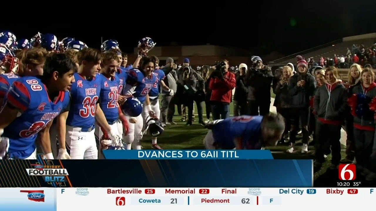 News On 6 Game Of The Week: Bixby Beats Del City