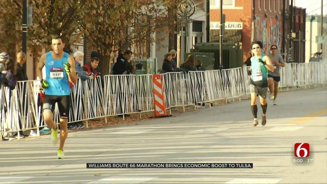 Williams Route 66 Marathon Creates Economic Boost For Tulsa