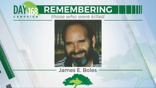 168 Days Campaign: James E. Boles