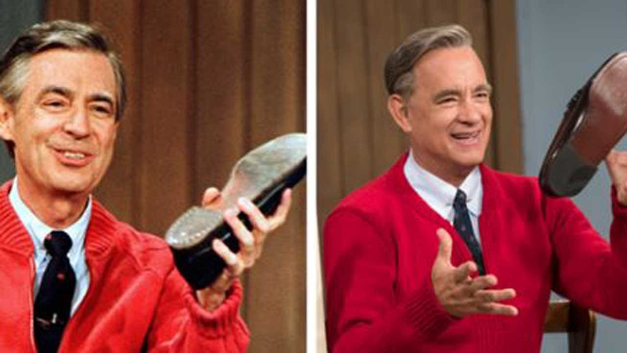 Tom Hanks Discovers He's Related To Mister Rogers