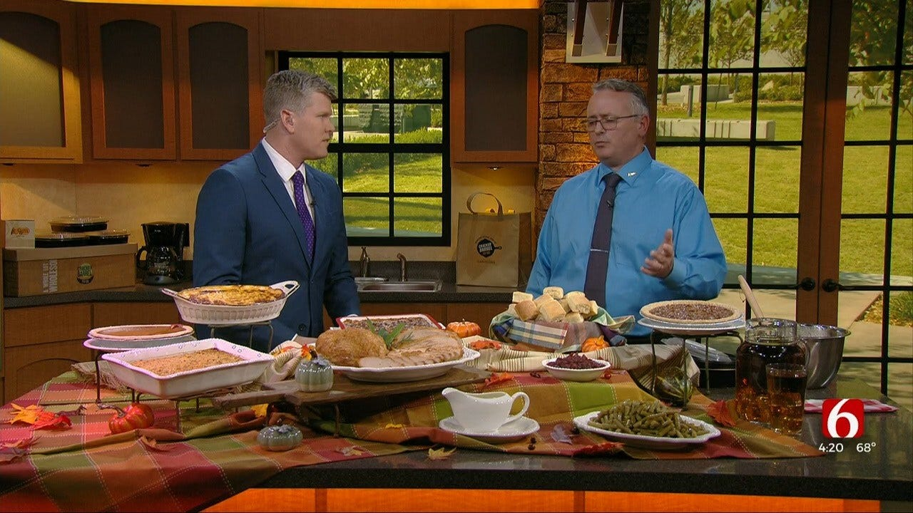 Cracker Barrel GM On The Challenge Of Thanksgiving Service