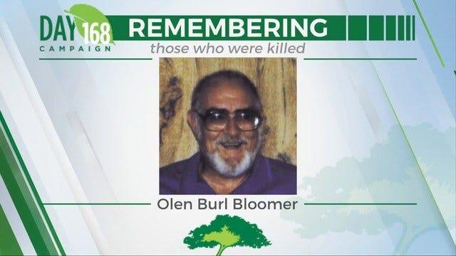 168 Days Campaign: Olen Burl Bloomer