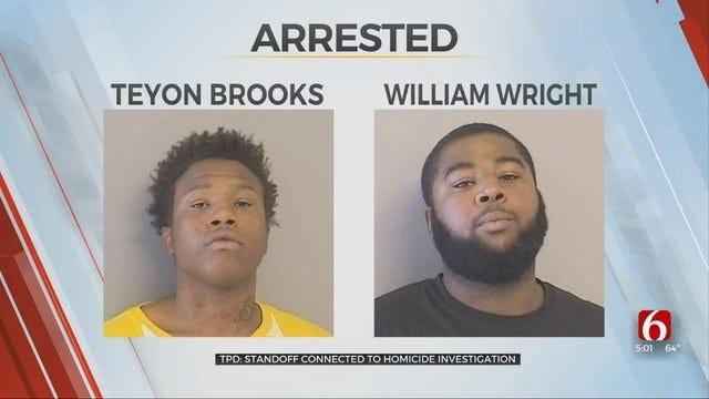 UPDATE: 2 Men Arrested After Tulsa Man Found Dead In Apartment