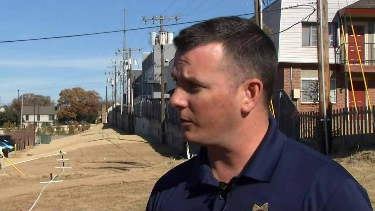 WATCH: 2 People In Custody After Standoff With Tulsa Police