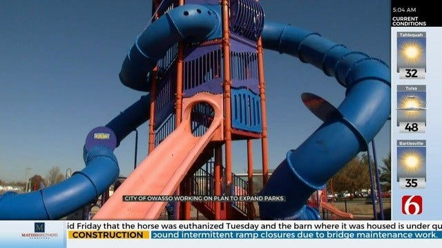 Owasso Developing Plan To Expand & Possibly Build New Parks