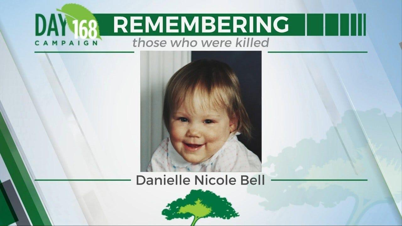 168 Days Campaign: Danielle Nicole Bell
