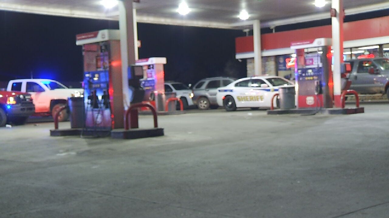 Deputies Searching For Robbery Suspect In Turley