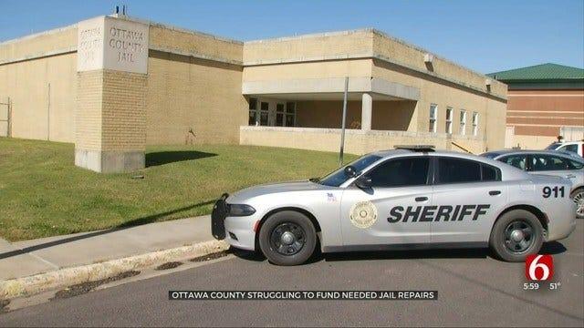 Cash Crisis: 2 Oklahoma Counties Consider Sharing A New Jail