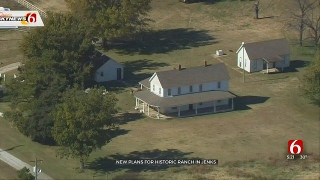Historic Perryman Ranch In Jenks To Be Demolished For Subdivision, Wetland