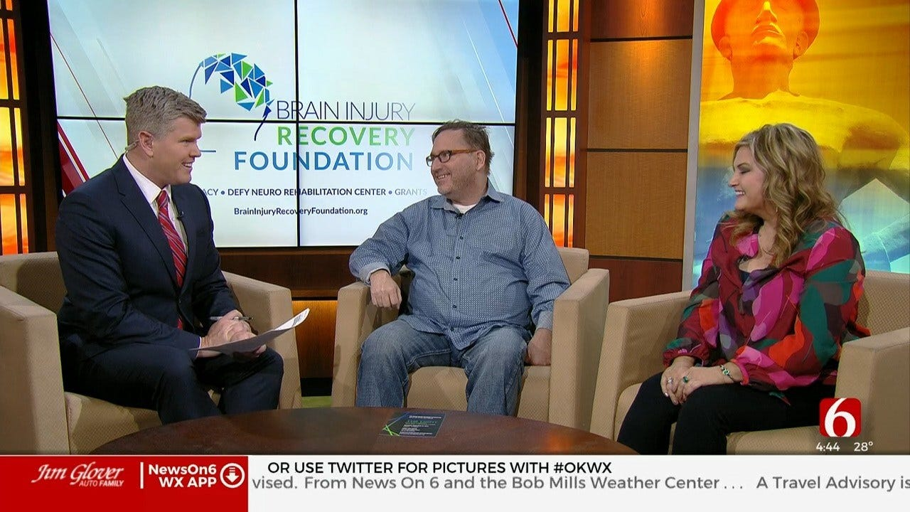 Shining The Light On Brain Injuries Fundraiser