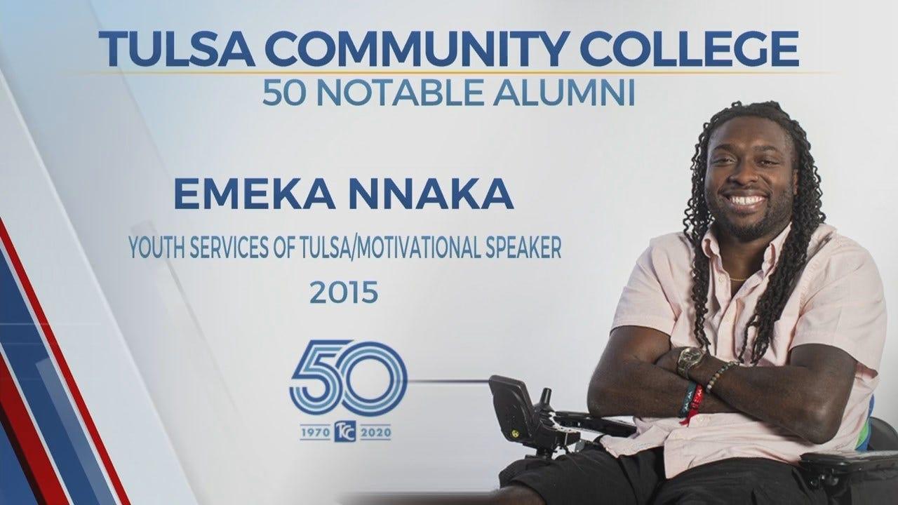 TCC Notable Alumni: Emeka Nnaka