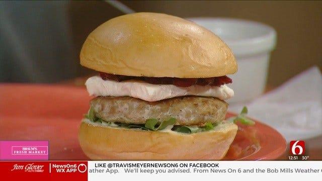 Thanksgiving Burger