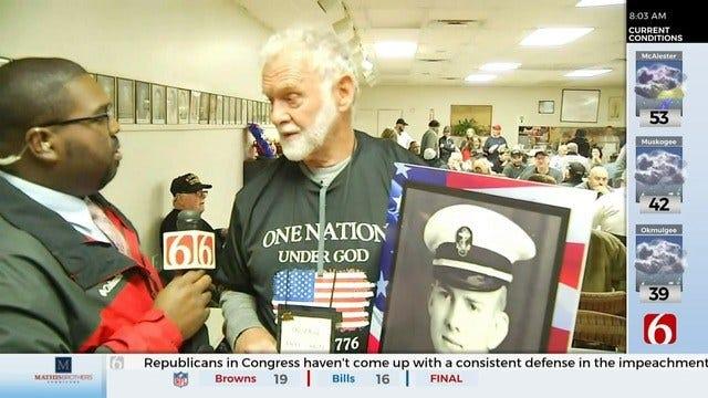 WATCH: Tulsa Holds Veterans Day Celebrations
