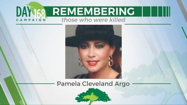 168 Days Campaign: Pamela Cleveland Argo