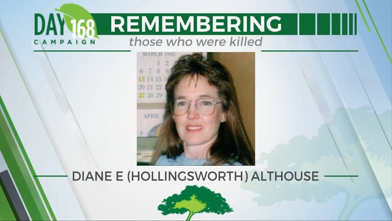 168 Days Campaign: Diana E. (Hollingsworth) Althouse