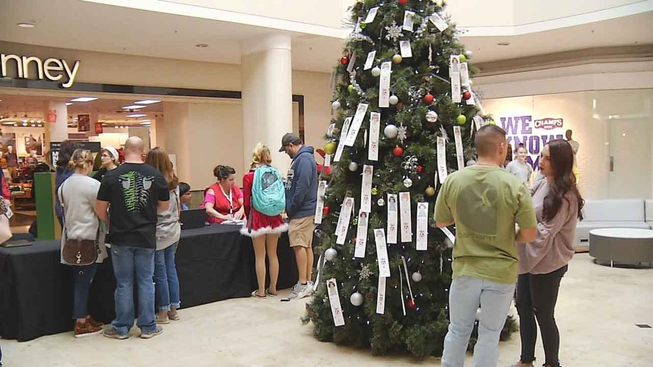 Salvation Army Kicks-Off Angel Tree Campaign