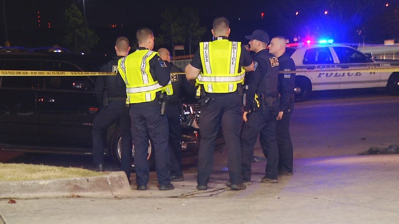 Man Killed In Auto-Pedestrian Accident In Tulsa