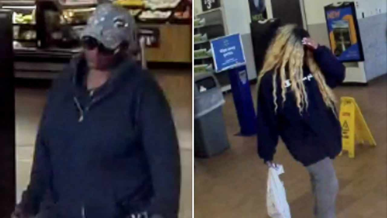 Tulsa Police Say Women Suspected Of Using Stolen Credit Cards