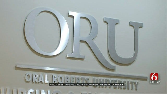 Oral Roberts University Celebrates New Buildings On Homecoming