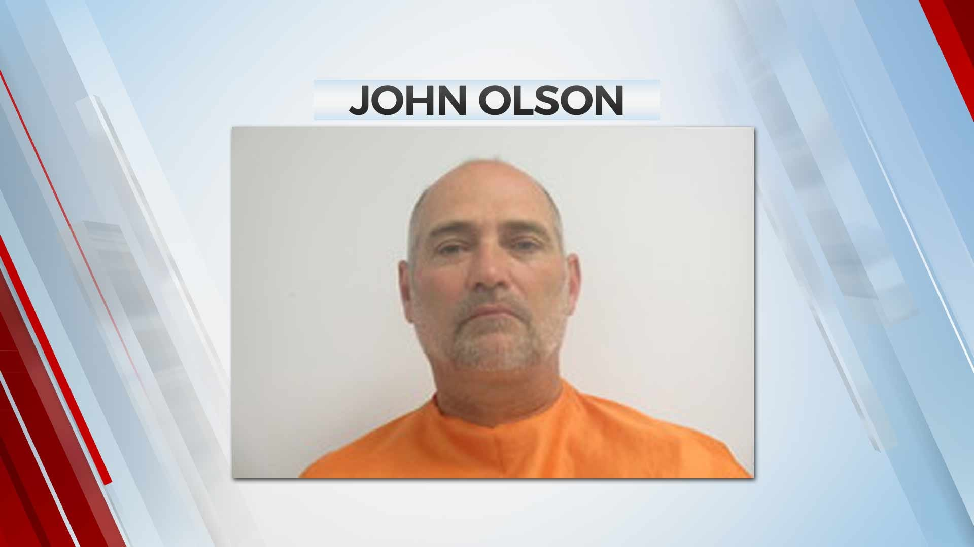 Bristow City Employee Charged With Sex Crimes