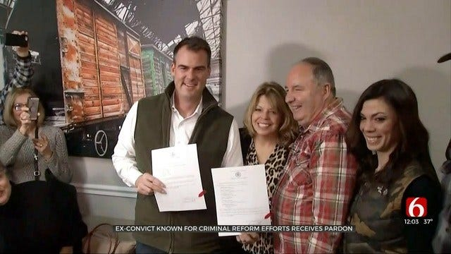 Claremore Woman Who Helps Former Inmates Pardoned By Governor Kevin Stitt