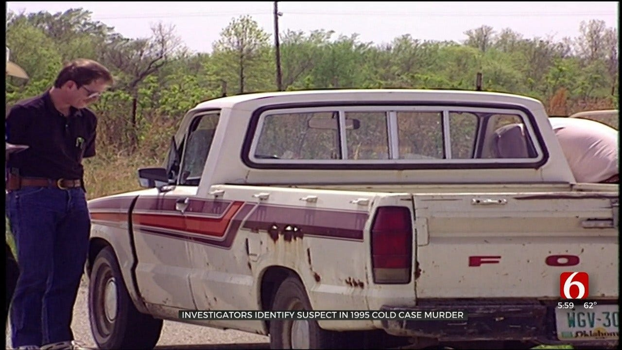 Suspect Charged In 24-Year-Old Wagoner County Cold Case