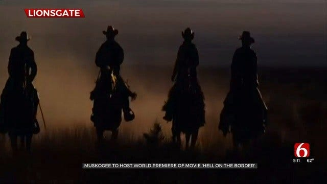 Muskogee to Host World Premiere Of Film Based On U.S. Marshal Bass Reeves