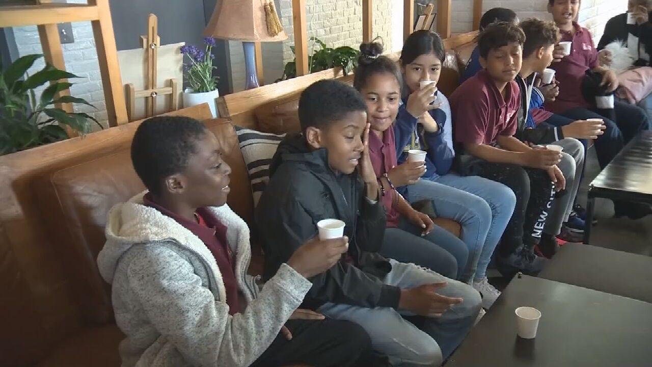 New York City Charity Helps Underprivileged Kids Live Healthier