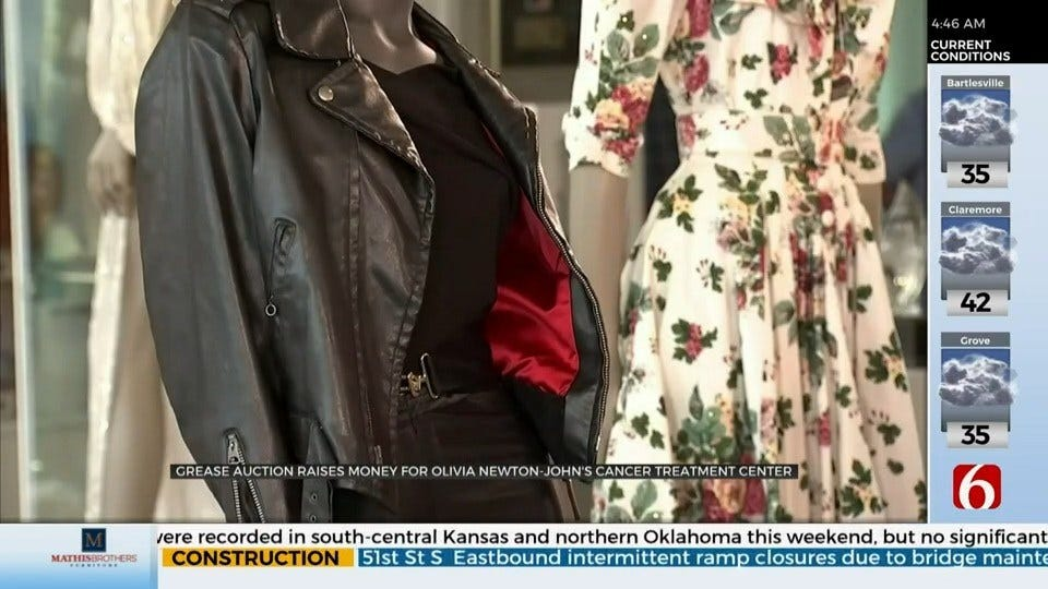 'Grease' Outfit Sales For $405,000 At Auction
