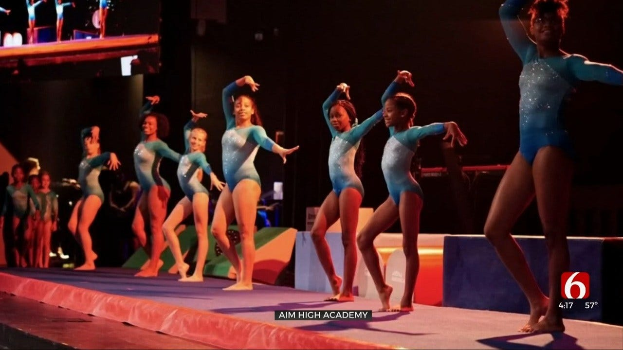 Aim High Academy Holds Gold Medal Night