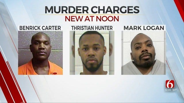 3 Men Charged With 2015 Death Of Muskogee County Man